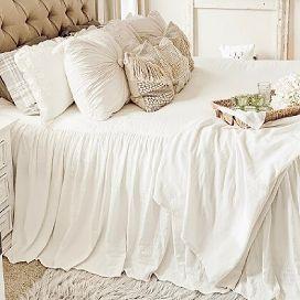 Farmhouse & Shabby Chic Bedding