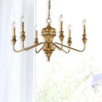 6 Light Simple Elegance Chandelier