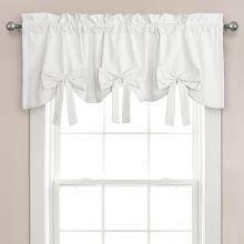 Bow Valance Curtain