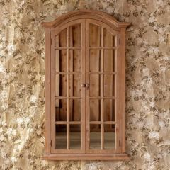 Arched Manor House Wall Mirror