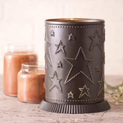 Country Star Candle Warmer