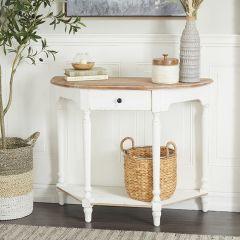 Cozy Cottage Console Table