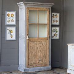 Farmhouse Bakers Cabinet