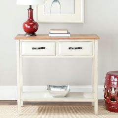 Elm and Poplar Console Table