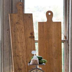HUGE Rustic Wooden Bread Board