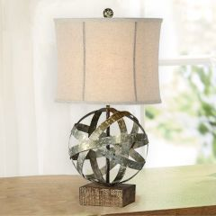 Sphere Base Table Lamp