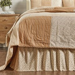 Country Floral Bed Skirt