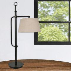 Industrial Farmhouse Table Lamp