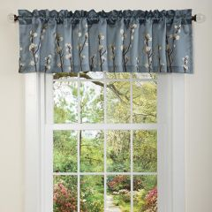 Country Floral Print Valance