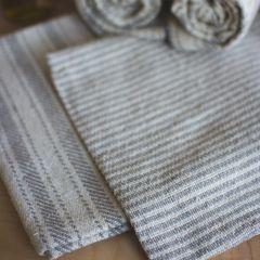 Cotton Simple Pattern Napkins Set of 6