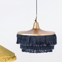 Fringe Pendant Lamp