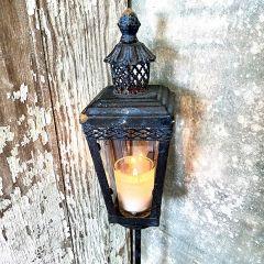 Candle Lantern Stake