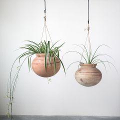 Hanging Clay Pot