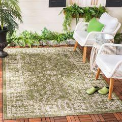 Courtyard Classics Indoor/Outdoor Rug 5x8