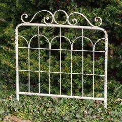 Distressed Decorative Garden Gate