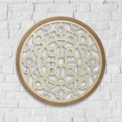 Round Decorative Wall Medallion