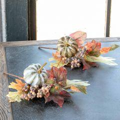 Farmhouse Autumn Harvest Pick Set of 2