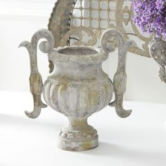 French Farmhouse Weathered Urn