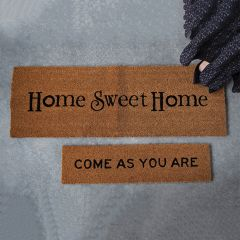 Home Sweet Home Double Welcome Mat