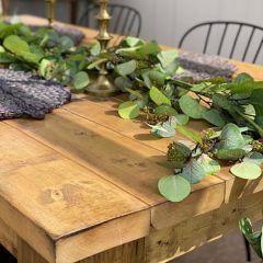 Argyle Apple Eucalyptus Garland