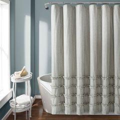 Vertical Stripe Shower Curtain