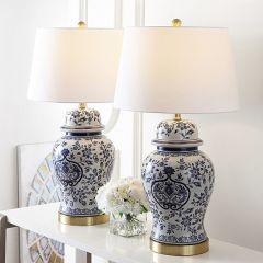 Farmhouse Ariadne Table Lamp Set of 2