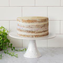Simply Polka Dot Cake Stand