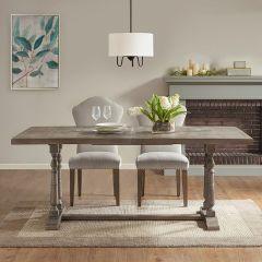 Pedestal Leg Dining Table