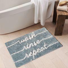 Wash Rinse Repeat Bath Rug