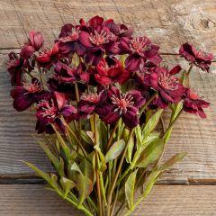 Faux Cosmos Flower Bundle