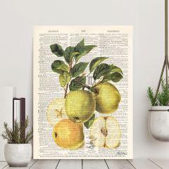 Farmhouse Fruits Wall Art