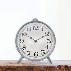 Round Mantel Clock