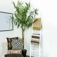 Faux Potted Palm
