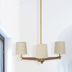 Pendant Light With Shades