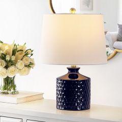 Dark Classic Ceramic Lamp