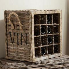 Cube Cottage Wine Rack