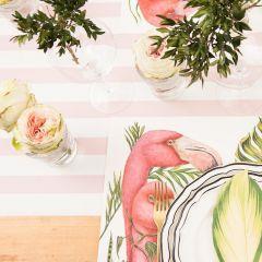 Hester & Cook Stripe Table Runner