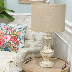 Provincial Table Lamp Set of 2