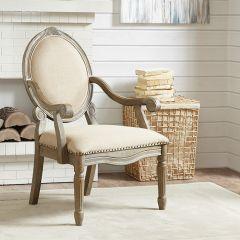Sophisticated Classic Farmhouse Arm Chair