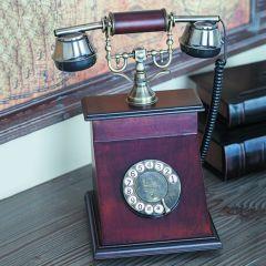Vintage Inspired Decorative Tabletop Telephone