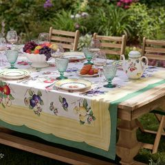Villeroy and Boch French Garden Tablecloth