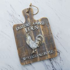 Decorative Hanging Farmhouse Cutting Board