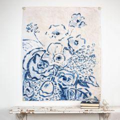 Cottage Floral Paper Art