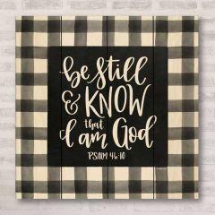 Steadfast Love Scripture Sign