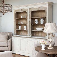 Farmhouse Double Cabinet