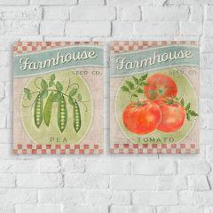 Farmhouse Seed Company Wall Art