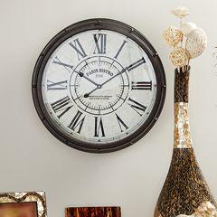 Farmhouse Classic Round Wall Clock
