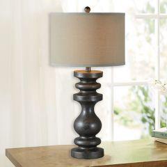 Aged Elegance Table Lamp Set of 2