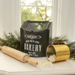 Vintage Inspired Bakery Box