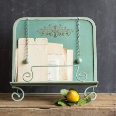 Country Chic Cookbook Stand